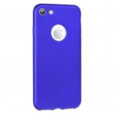 Samsung A20e Jelly szilikon hátlap - kék