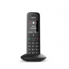 Gigaset C530A otthoni vezeték nélküli telefon hangrögzítős - fekete
