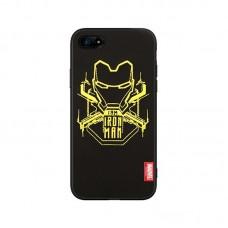 Apple iPhone 7/8 Plus JOYROOM JR-MV007 Avengers Hátlap - Iron Man X