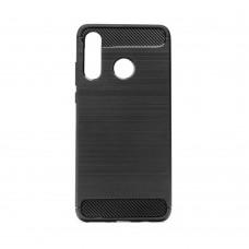 Samsung A02S Milled Carbon hátlap - fekete