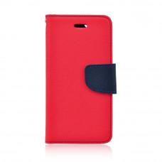 Samsung Note 10 Lite Fancy könyvtok - piros