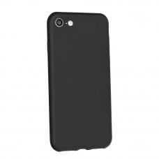 Samsung S21 Plus Jelly szilikon hátlap - fekete