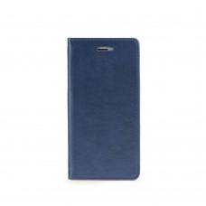 Samsung A21S Flexi Magnet Könyvtok - Kék