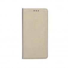 Samsung Note 10 Lite Flexi Smart Könyvtok - arany