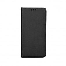 Samsung A41 Flexi Smart könyvtok - fekete
