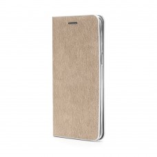 Samsung S10e Luna könyvtok - arany