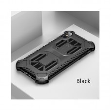 Apple iPhone X/XS Baseus Cooling Hátlap - Fekete
