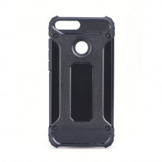 Huawei P40 Lite Defender hátlap - fekete
