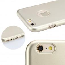 Huawei P30 Jelly szilikon hátlap - arany