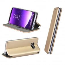 Huawei P40 Pro Elegance könyvtok - arany