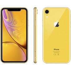 Apple iPhone XR 128GB Mobiltelefon készülék - sárga