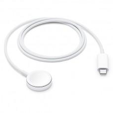 Apple Watch gyári mágneses töltőkábel USB-C