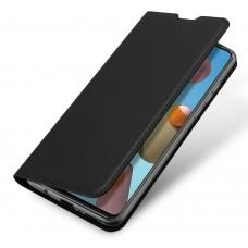 OPPO Reno 5 5G / 5 K Luxury könyvtok - fekete