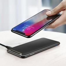 Baseus asztali kitámasztós Wireless Töltő 10W -fekete