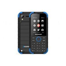 Blaupunkt Sand IP68 víz és ütésálló mobiltelefon készülék kék-fekete