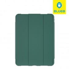 """Apple iPad 11"""" Blueo Military Book Cover - Sötétzöld"""