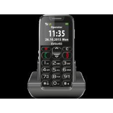 Evolveo Easyphone EP500 - Fekete