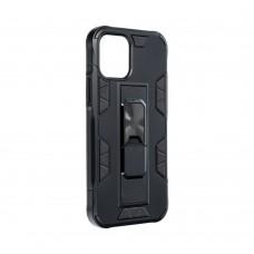 Apple iPhone 12 Mini 5.4 Deramor hátlap - Fekete