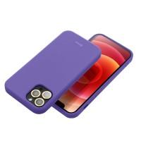Apple iPhone SE 2020/7/8 Jelly szilikon hátlap - lila