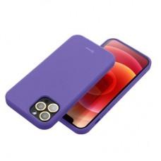 Samsung S20 FE Jelly szilikon hátlap - lila