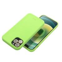 Apple iPhone SE 2020/7/8 Jelly szilikon hátlap - lime