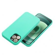 Samsung S20 FE Jelly szilikon hátlap - menta