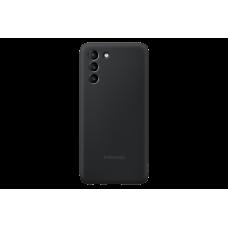 Samsung Galaxy S21 gyári szilikon hátlap - fekete