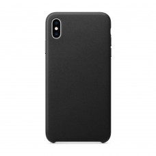 Apple iPhone 11 ECO bőrtok - fekete