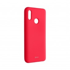 Samsung A32 5G Jelly szilikon hátlap - piros