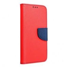 Xiaomi Redmi Note 10 / 10S Fancy könyvtok - piros