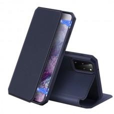 Samsung S20 SKY könyvtok - kék