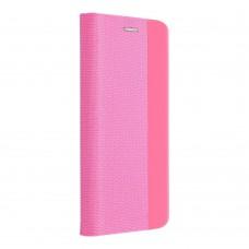 Huawei P30 Lite Senso könyvtok - világos rózsaszín