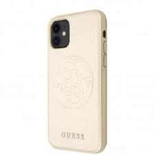 Apple iPhone 11 Pro Guess Erősített Hátlap- Arany