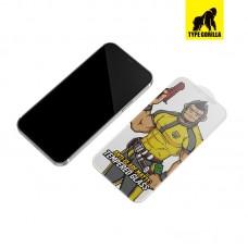 Apple iPhone 12 mini Type Gorilla 2.5D Full Üvegfólia Matt - áttetsző
