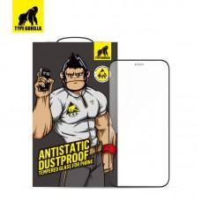 Apple iPhone 12 / 12 Pro Type Gorilla ESD Anti-Static Üvegfólia - Fekete