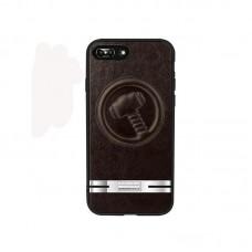 Apple iPhone X JOYROOM JR-MV004 Avengers Bőrhátlap - Thor