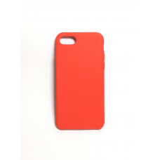 Apple iPhone 7/8/SE 2020 matt TPU - piros