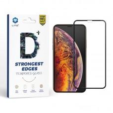 Samsung S20 FE Lito D 2.5D Full Üvegfólia - Fekete