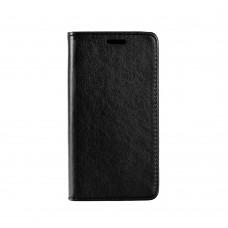 Huawei P40 Lite Flexi Magnet könyvtok - fekete