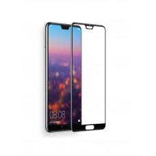 Huawei P40 Lite 5D Full Glue üvegfólia -fekete