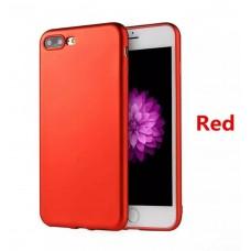 Samsung A41 Soft Case szilikon - piros